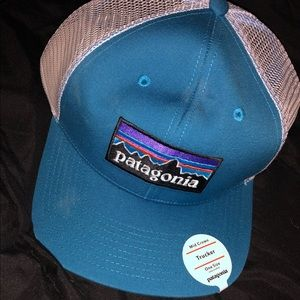 Patagonia P-G logo trucker hat